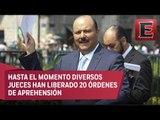 Javier Corral confía en que López Obrador ayudará en extradición de César Duarte
