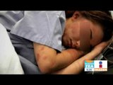 Joven karateca golpea salvajemente a su novia en Yucatán   Noticias con Francisco Zea