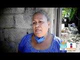 Habitantes de Nayarit temen a las enfermedades tras el paso de Willa | Noticias con Zea