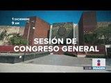 Así será el minuto a minuto de la toma de protesta de López Obrador | Noticias con Ciro