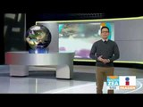 Momento exacto del atentado suicida en Afganistán | Noticias con Francisco Zea