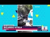 Reportan balacera en el parque México de la Condesa   Noticias con Yuriria Sierra