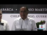 Gobernador de Guerrero rindió homenaje a policías asesinados en Taxco | Noticias con Ciro