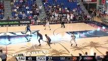 Florida Gulf Coast vs. Florida Atlantic Basketball Highlights (2018-19)