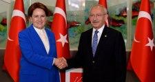 Akşener, Yerel Seçimlerde CHP'den İstanbul ve İzmir'e Karşılık Ankara'yı İstiyor
