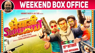 Bhaiaji Superhit Weekend Box Office | Sunny Deol, Preity Zinta, Arshad Warsi & Shreyas T | Bhaiyaji
