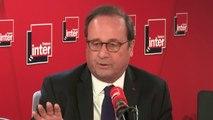 """François Hollande: """"La COP21 était un succès, c'était la première fois que le monde entier arrivait à mettre par écrit des obligations contraignantes"""""""