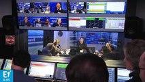 VIDEO - Nicolas Canteloup en direct depuis les nouveaux studios d'Europe 1