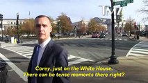 Corey Lewandowski Claims He Could Beat White House Chief John Kelly in Fight