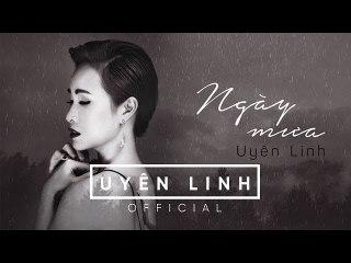 Ngày Mưa | Uyên Linh | Lyrics Video