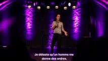 La nuit je suis ambivalente / Agnès Hurstel — Avec ma bouche