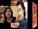 Aamir Khan Cutting HAIR Rare and Unseen Video