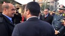 Salvini e Zingaretti insieme per demolire la villa simbolo dei Casamonica | Notizie.it