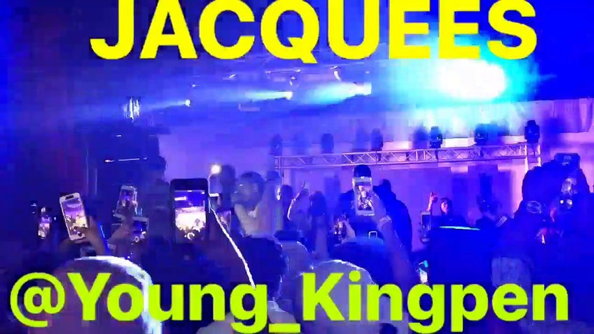 Jacquees Live Performance Clip