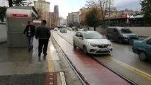 Bursa'da Saniye Saniye Ölüm... Otomobilin Motosiklete Çarptığı Anlar Kamerada