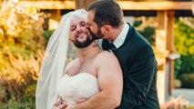 Hilarious Video of Groom Surprised by Seeing Best Man in His Bride's Dress
