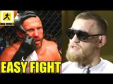 Conor McGregor will very likely win against Donald Cerrone,Curtis Blaydes on Ngannou,Ray Borg