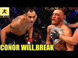 Conor McGregor will easily break in few rounds if he fights me,O'Malley on Khabib,Blaydes