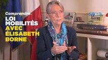 Comprendre la loi mobilités avec Elisabeth Borne