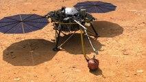 NASA's InSight Lander set to land on Mars Monday