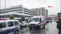 Helikopter Kazasında Şehit Olan Askerlerin Cenazeleri Adli Tıp'a Götürüldü
