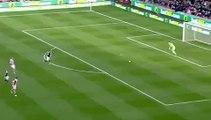 Le but de 90 mètres du gardien Asmir Begović, au bout de 13 secondes de jeu !