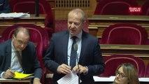 """Taxes sur les carburants: """" L'an passé, parce que le gouvernement était un peu en lévitation"""" note Jean-François Husson"""
