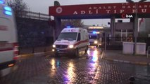 Helikopter Kazasında Şehit Olan Askerlerin Cenazeleri Adli Tıp Kurumu'ndan Alındı