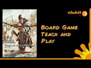 1066 Tears to Many Mothers Board Game Teach and Play
