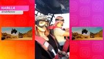 TPMP : Le repas de Kelly Vedovelli, Maxime Guény et Gilles Verdez…le meilleur des stories Instagram des chroniqueurs (Vidéo)