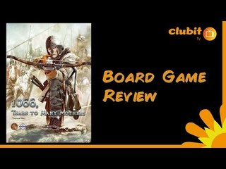 1066 Tears to Many Mothers Board Game Review