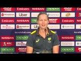ICC Women's World T20 2018 Australia captain Meg Lanning spoke to the media ahead of the finale