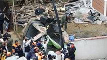 Cade elicottero militare in Turchia, quattro morti