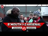 Bournemouth 1-2 Arsenal   We Can't Afford To Start Slowly Against Spurs! (Eisa)