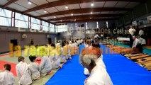 Aikido stage 01 Bourg-en-Bresse - La jeunesse à l'honneur !