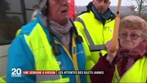 """""""Gilets jaunes"""" : une semaine auprès des manifestants à Hirson"""