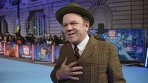 John C. Reilly Wants To Make Kids Laugh In His New Movie