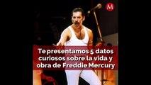 Freddie Mercury: 27 años sin el líder de Queen