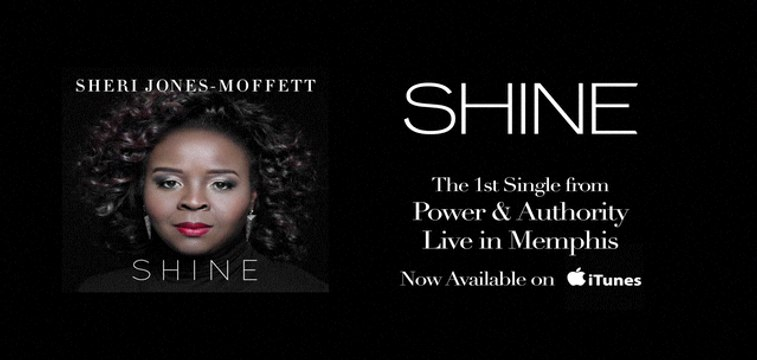 Sheri Jones-Moffett - Shine