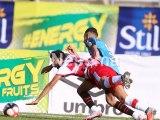 صور من مباراة مستقبل قابس و النادي الإفريقي Club Africain VS Gabes #01