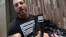 IMPACT WRESTLING SHOWS OFF ELI DRAKE CUSTOM AIR JORDAN 11's FOR IN RING & MORE SNEAKERHEAD TALK WITH DJ DELZ