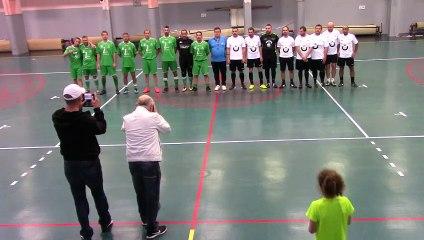 Championnat Veteran - Vet-azur - Black-Panthers [Mi-temps 1]