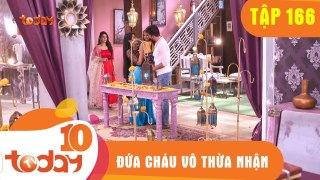 DUA CHAU VO THUA NHAN TAP 166 Phan 3 TODAYTV