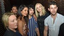 Priyanka Chopra & Nick Jonas PARTY With Joe Jonas & Sophie Turner In Mumbai