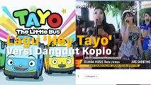 Kocak! Lagu 'Hey Tayo' Versi Dangdut Koplo