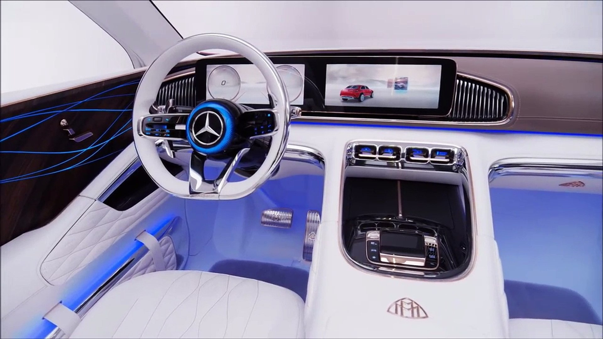 2020 Mercedes Maybach Suv The Ultimate L Video Dailymotion
