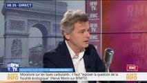 """""""Il faut arrêter de taxer les Français qui n'ont pas d'autres choix que d'utiliser leur voiture"""" insiste Fabien Roussel, secrétaire national du PCF"""
