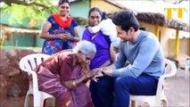 Superstar Mahesh Babu Emotional at Maharshi Telugu Movie Set