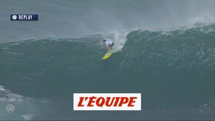 Les highlights du Jaws Challenge - Adrénaline - Surf
