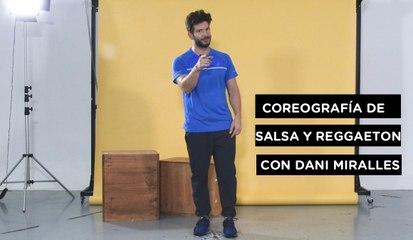 Salsa con reggaeton